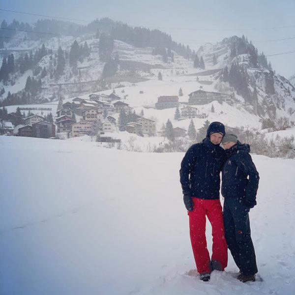 Winter wonderland! . . . . #arlberg #stuben #stantonamarlberg #zürs #lech #winterwonderland #snow ...