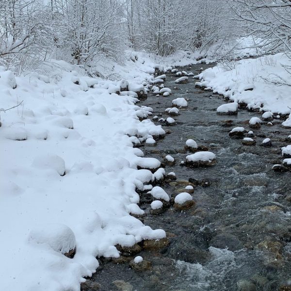 Winter ...A paz do inverno ❄️ Brand, Vorarlberg, Austria