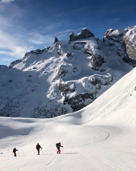 #wennnichtjetztvandans #geißspitze #lindauerhuette #vorarlberg #alpen