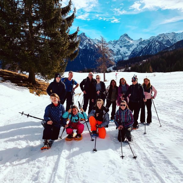 Schneeschuhtour Bürserberg Tschengla #bergaktivbrandnertal #wanderführervorarlberg #bergführervorarlberg #rufanaalp #visitvorarlberg❤️ #bergpartnervorarlberg #brandnertal⛷❄️🇦🇹 Bürserberg