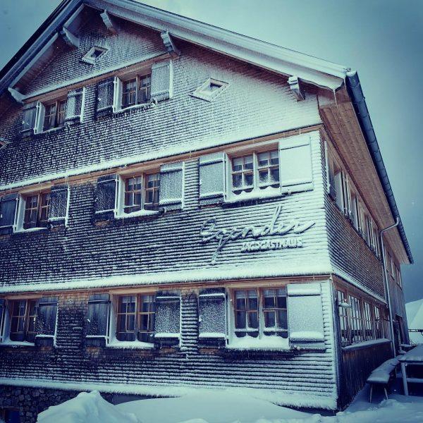 Jagdgasthaus Egender, Schönenbach #restaurant #bregenzerwald Ferienhaus Bregenzerwald