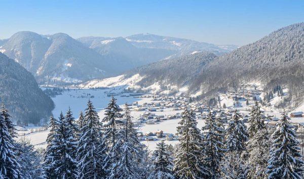 #winter #wintermood❄️ #bizau #österreich🇦🇹 #vorarlberg #bregenzerwald #meindorf♥️ #mountains #berg #sky #bluesky #nikonphotography #nikon ...