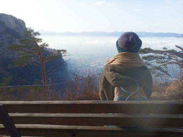 В горы за красотой 🏔️⛰️🏔️ В лес за тишиной 🌲🌲🌲 #Karren #dornbirn #karrendornbirn ...