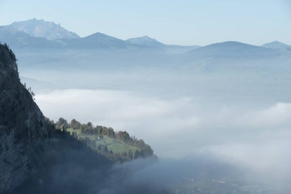 Voila #österreich #austria #vorarlberg #berge #mountains #alpen #alps #Bodensee #lakeofconstance #see #lake #wolken ...
