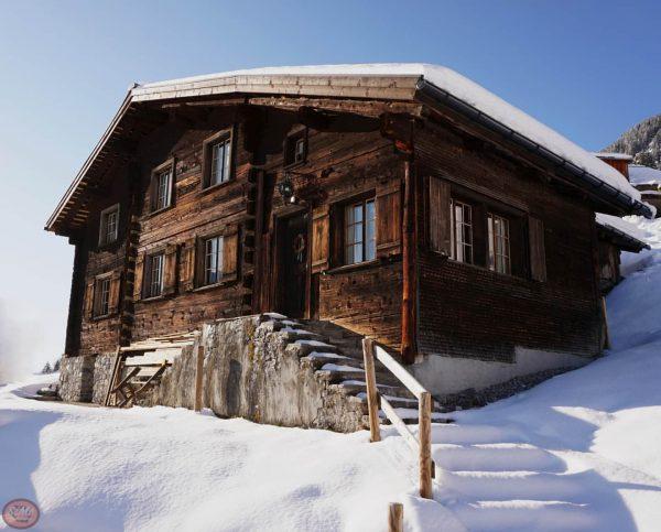 #alteshaus #haus #schnee #winter #winterwonderland #fontanella #damüls #damülsmellau #voralberg #fotografie #hobbyfotografie #hobbyfotografin #foto ...