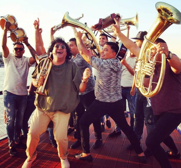 Zeit für Balkan Brass! Das @bobanmarkovicorkestar bringt am Donnerstag, 6. Februar, die @remisebludenz ...