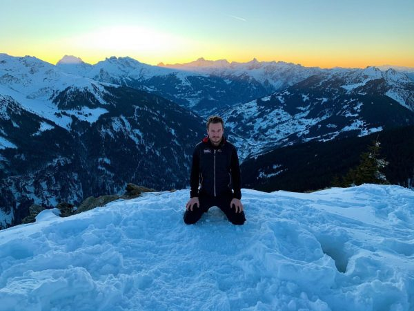 Augenblicke wie diese 😍🏔🌄 #muttjöchle #montafon #klostertal #vorarlberg #alpen #alps #bergliebe #sonnenuntergang #sonnenkopf ...