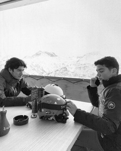 Der WOLF - Skihütte Lech