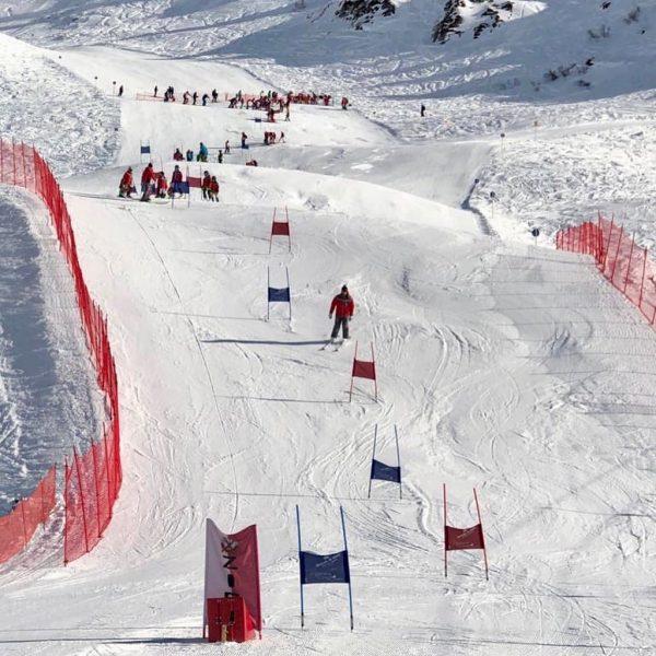 """In der """"Flexenarena"""" fand heute der 3. + 4. RAIFFEISEN Arlberg/Klostertal Cup statt. ..."""