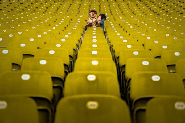 Which seat number is taken? 🔢 @niyazi_boogz . - #bregenz #bregenzerfestspiele #vorarlberg #urbanphotography ...