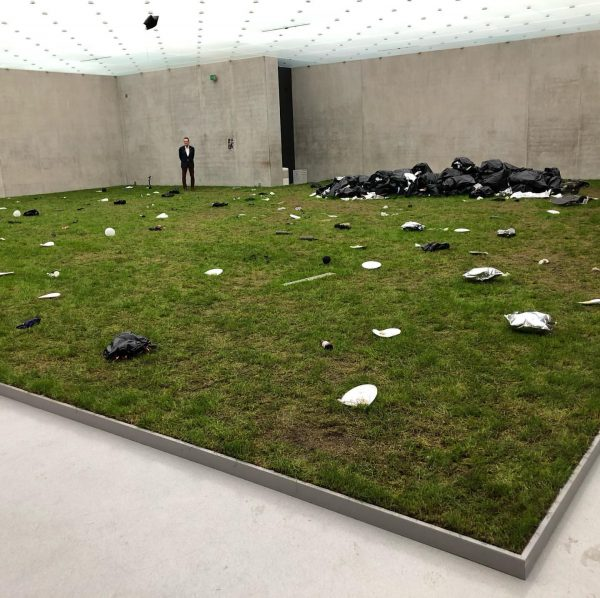 It's only rubbish if it's outside #Bunny Rogers #Kind Kingdom #kunsthausbregenz