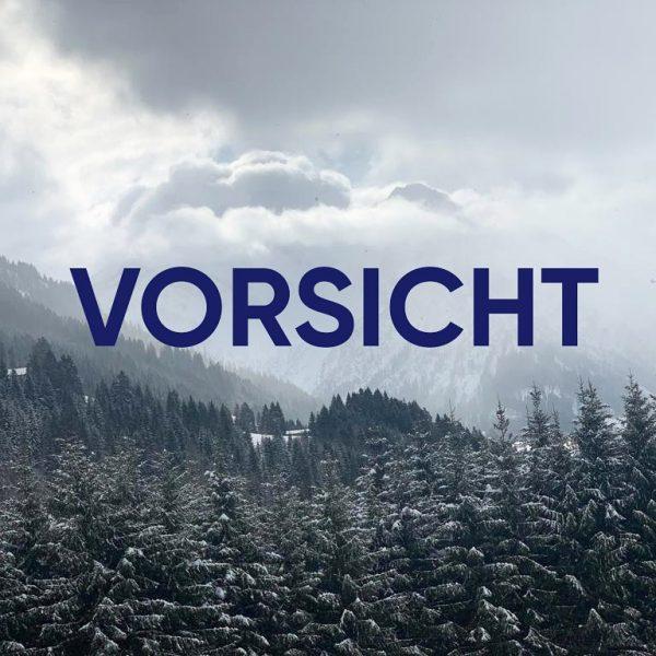+++ UPDATE - 10.2.2020 - 11:57 Uhr +++ Aktuell sind alle Winterwanderwege & ...