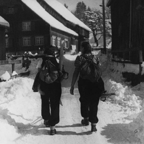 Für Outdoorbegeisterte: Geführte Wanderung aufs Bödele wie anno dazumal.(auf der alten Route via ...