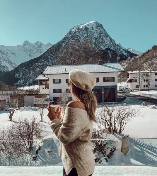 Guten Morgen und liebe Grüße aus dem Winter-Paradies.😍 Vorsatz fürs nächste Jahr: ein ...