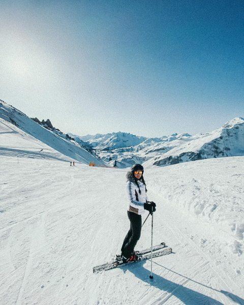 ⛷❤️ #winterwonderland #skifoarn #voralberg #warthschröcken #skiing #skiheil #kaiserwetter #goodlife Warth, Vorarlberg