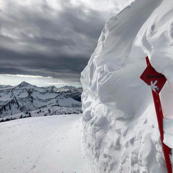 #jänner #snowwall #damüls #winter2020 #austria🇦🇹 #2020 #pulverschnee #halti_fin #vorarlberg #🎿 Skigebiet Damüls - ...