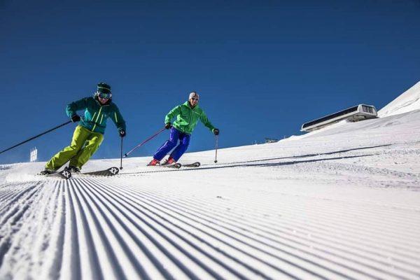 Sonnenskilauf vom Feinsten! Skifahrer- ❤️ was willst Du mehr? Sonnenskilauf und Einkehrschwung vom ...