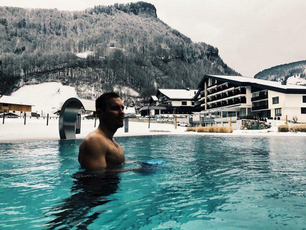 In der Ruhe liegt die Kraft🌞❄️🌦 @sonnemellau . . #spa #holiday #relax #ruhe ...