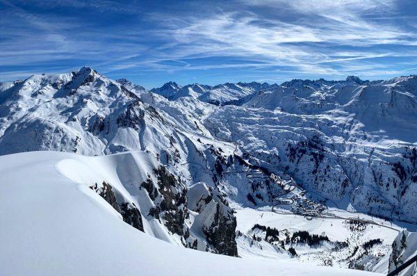#winterwonderland❄️ #winterwonderland #stuben #klostertal #meintraumtag #austria🇦🇹 #vorarlberg Stuben, Vorarlberg, Austria