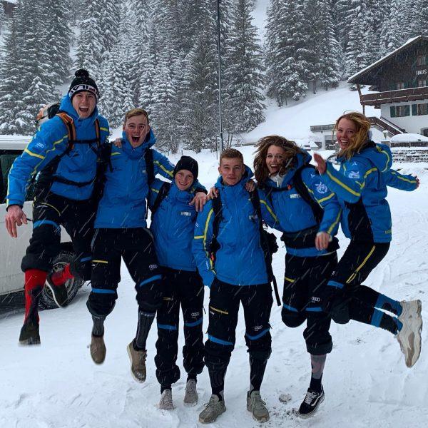Vervelende baan😋 #skischulelech Lech, Vorarlberg, Austria