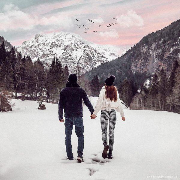 10 FAKTEN ÜBER UNS! 👩❤️👨 1.) Wir glauben an die Liebe auf den ...
