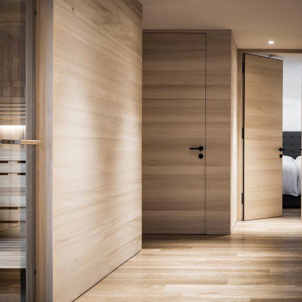 Penthouse mit Sauna #baumeisterjürgenhaller #häusermitseele #mellau #bregenzerwald #vorarlberg #austria #architektur #architecture #baumanagement #constructionmanagement ...