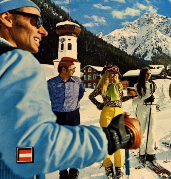 Sunday used to really swing in Austria. Vorarlberg