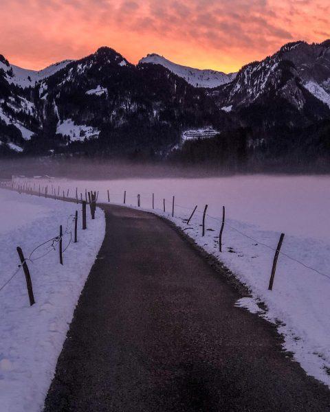 Schnepfau, Vorarlberg, Austria