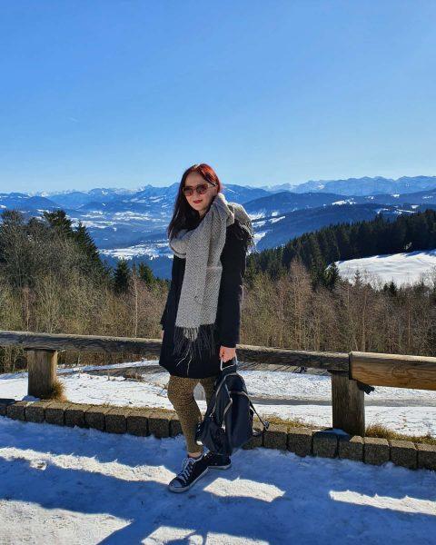 Ein hammer geiler Tag auf den Bergen ! ❤❄❄❄ #daytrip #bregenz #austria #snow ...