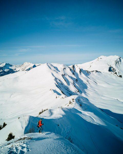 Impressions of the Weekend. Skitour Kreuzmandl 1.974 & Falzer Kopf 1.968 m ⛷☀️ ...