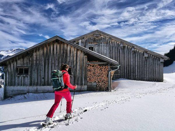 #skitouring 😍 . . . . #mountains #berge #landschaft #landscape #skitour #skiing #outdoor ...
