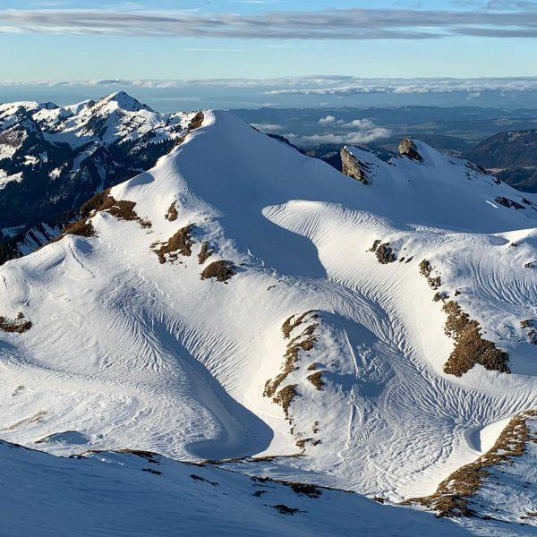 #hahnenköpfle #panoramablick #rietzlern #berge #mountains #winter #skigebietifen #snö #schnee #snow #ifen #hoherifen #winterliebe ...