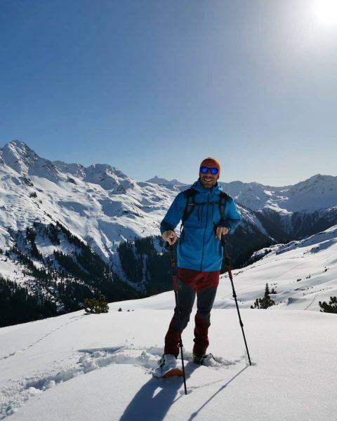 #mutjöchle #sonnenkopf #klostertal #winterwonderland #wanderlust #hiking #vorarlberg Mutjöchle