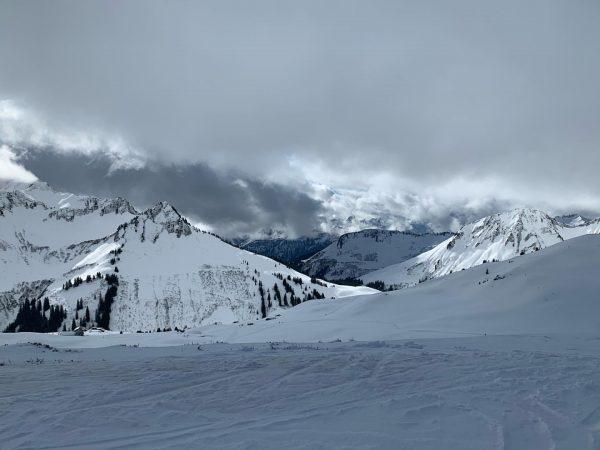 #damüls #ski Skigebiet Damüls - Mellau