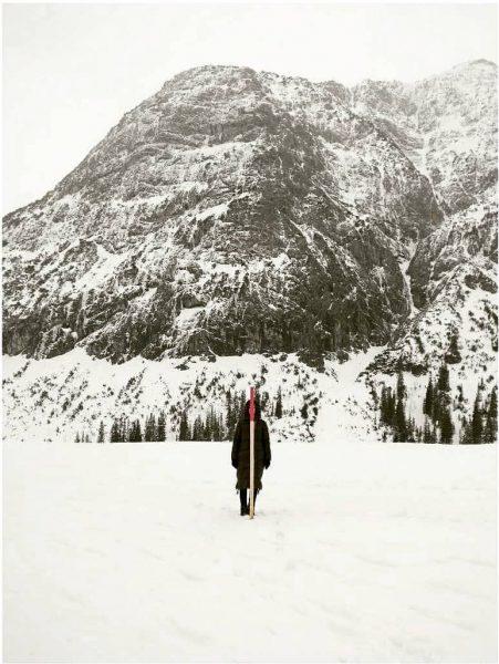 Hide and seek. #tricky . . . . . #vorarlberg #snow #mountains #schnee ...