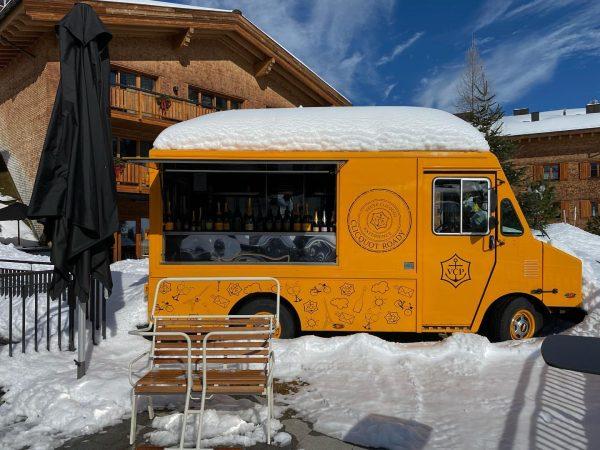 #lech #lechzuers #aurelio #champagner #skiing Lech, Vorarlberg, Austria