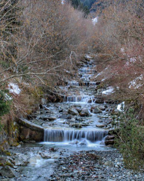 Cascades 🏔 #longexposure #montafon #austria #moodygrams #moody #toms_week #longexposurephotography #river Sankt Gallenkirch, Vorarlberg, ...