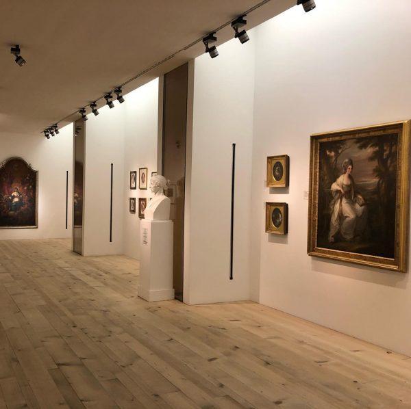 Parallel zur Ausstellung