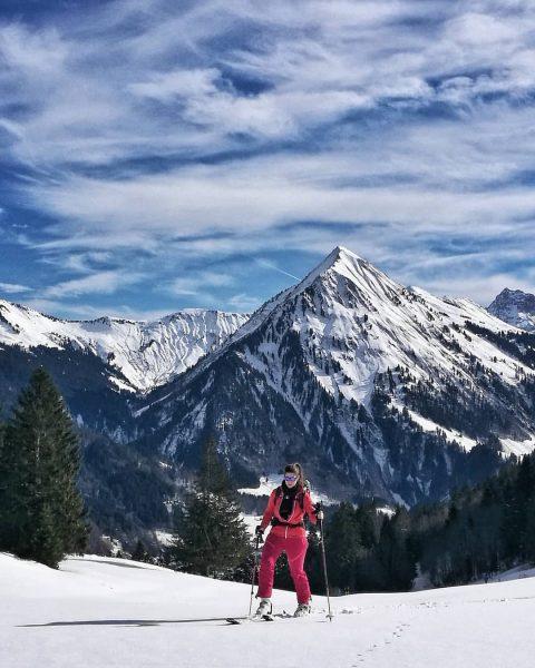 "#skitouring ""Brendler Lug"" - #bregenzerwald . . . . #skitour #skiing #berge #mountains ..."