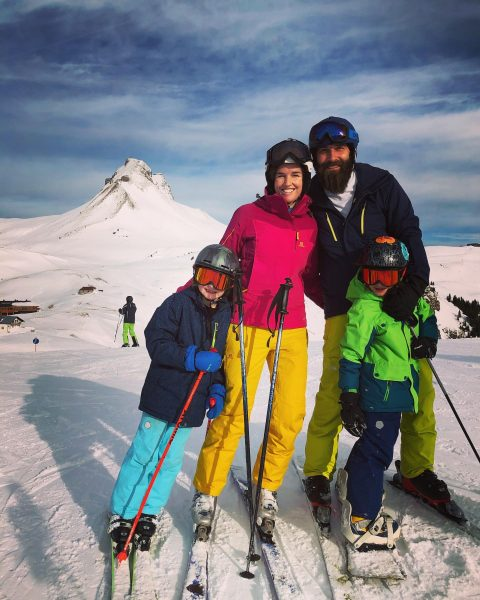 Family Holidays - Quality Time _____________________________________________________________ #holidays #thankful #damüls #qualitytime #break #relax #skiing ...