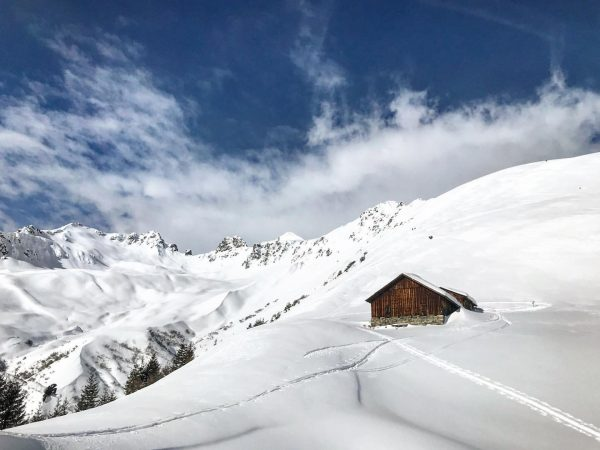 already missing the #mountains 🤍 . #tb #lastweek #montafon #gargellen #austria #splitboarding #touring ...