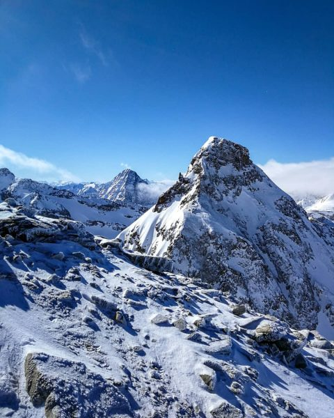 Piz Buin❤️ . . . #montafon #silvretta #austria #mountains #home #vorarlberg #landscape #summit ...
