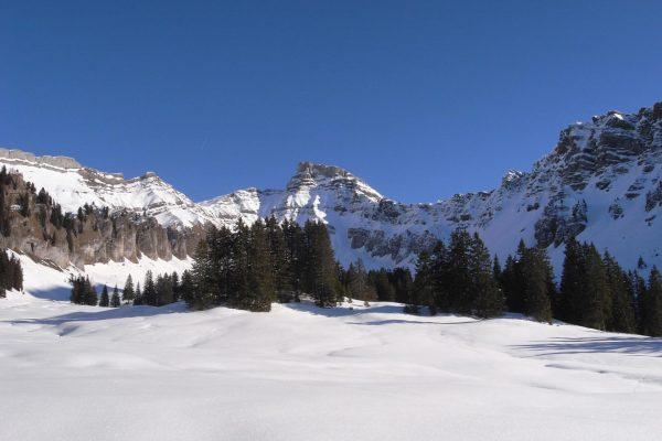 Wie umarmt von Mutter Natur 🥰 #bregenzerwald #alpvibes #visitvorarlberg Hoher Ifen