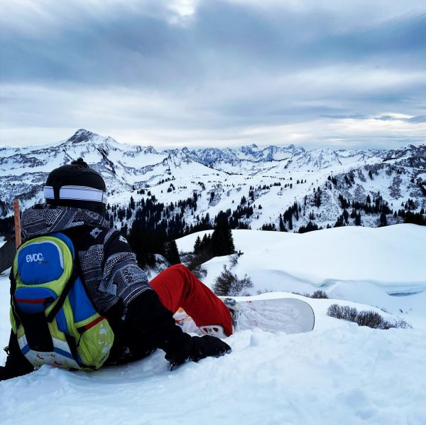 🏂 #nasserpopo 🤭 Skigebiet Damüls - Mellau