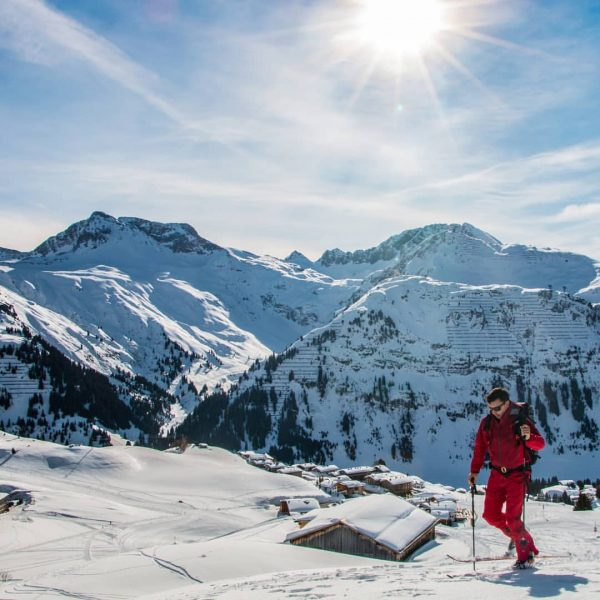 happy days in the mountains 🎿😁 . . . . . . #skitouring ...