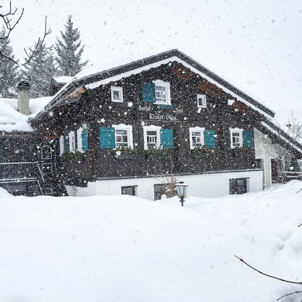 Yeeeha - fresh ❄ SNOW ❄ for our guests over carneval! 🥳🥳🥳 . ...