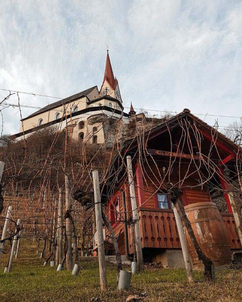 Basilica Rankweil – landmark and heart of Rankweil ⛪❤. . Die Basilika in ...