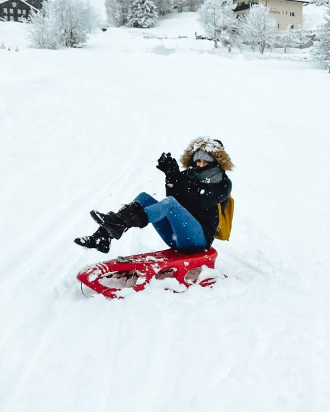 A day in the mountain ❄🏁 . . . #winter #winterdays #wintertime #wintervibes ...