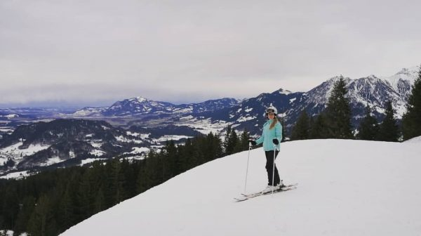 🎿 . . . . #ski #skiing #skiinstructor #alps #austria #germany #schrattenwang #söllereck ...