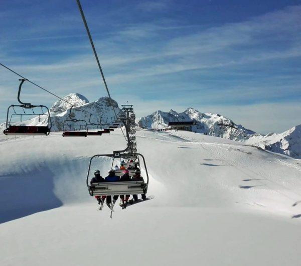 ☀❄ Traumtag bei Traumwetter. ❄☀ Besser hätten die Voraussetzungen für unseren alljährlichen Ski- ...